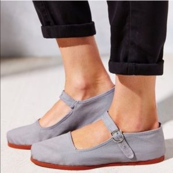 Urban Outfitters Mary Jane Flats. M 5abafeab077b970bcd8db102